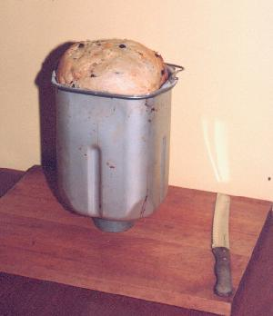 vertical pan breadmaker