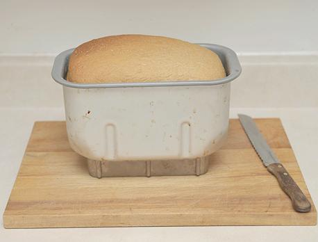 horizontal pan breadmaker